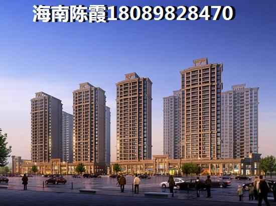 海口雅居乐中心实景图