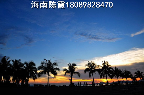 海南作为一个旅游地产,未来的养老地产